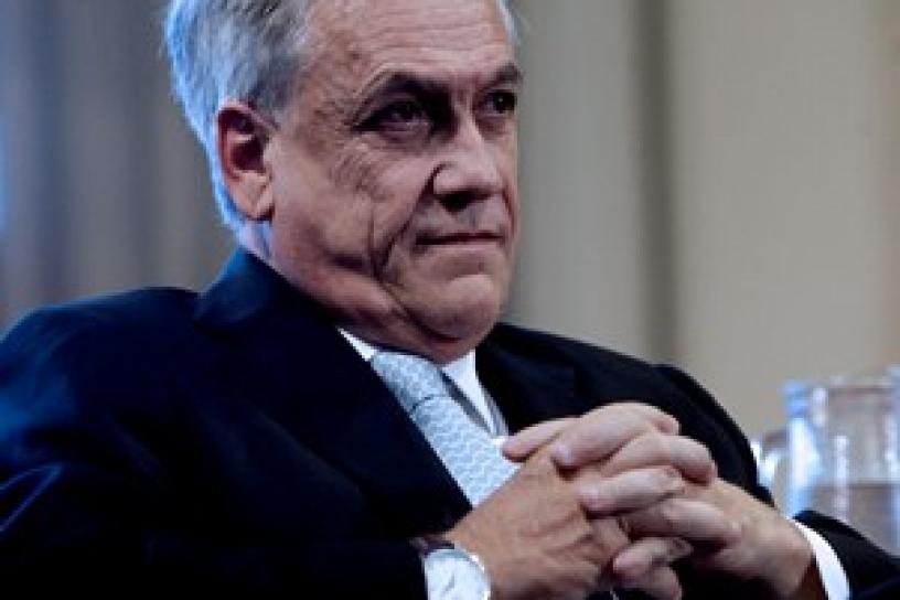 Piñera y las cuentas alegres del cobre