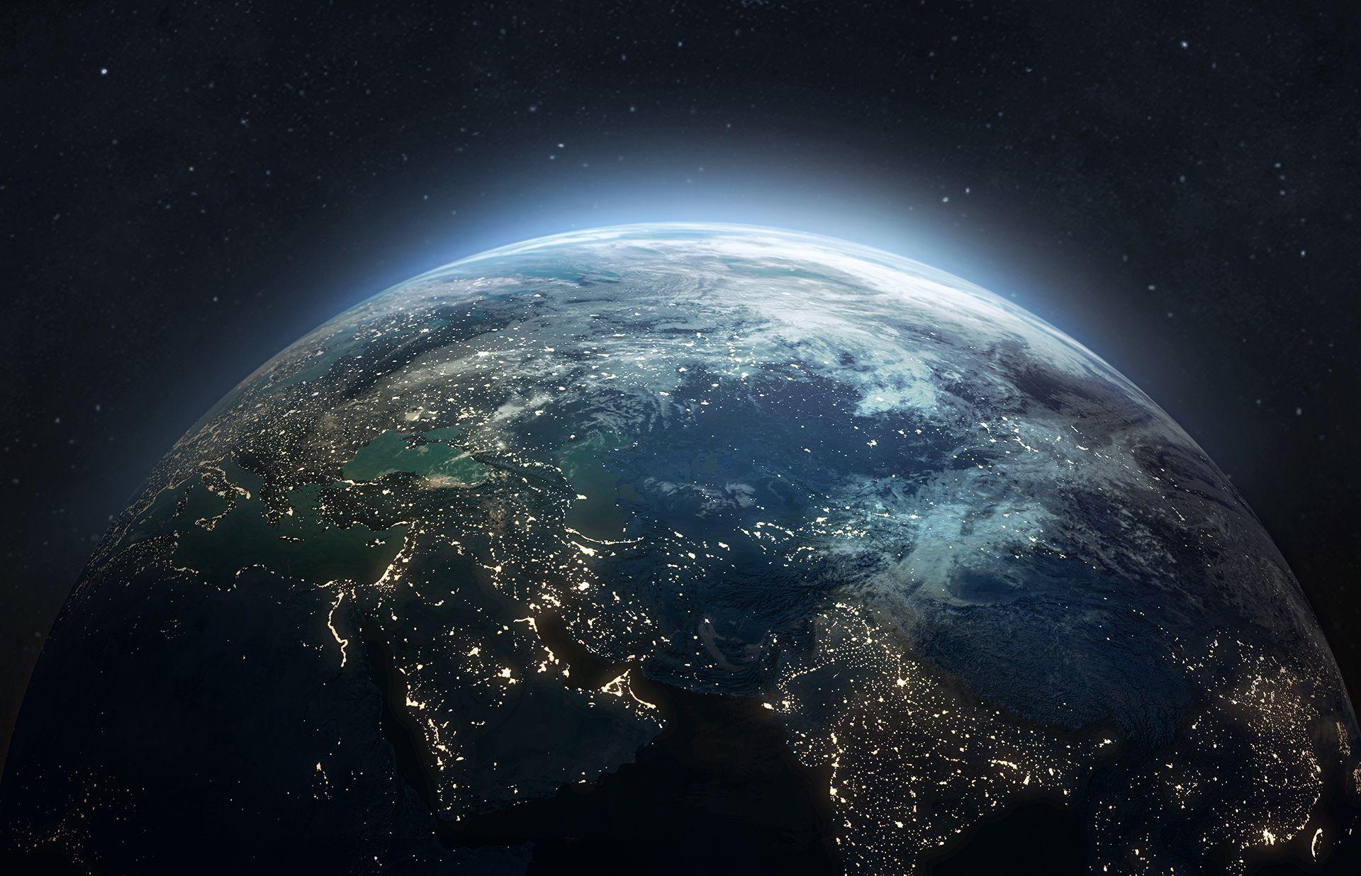 5.200 toneladas de partículas de polvo espacial llegan a la Tierra cada año