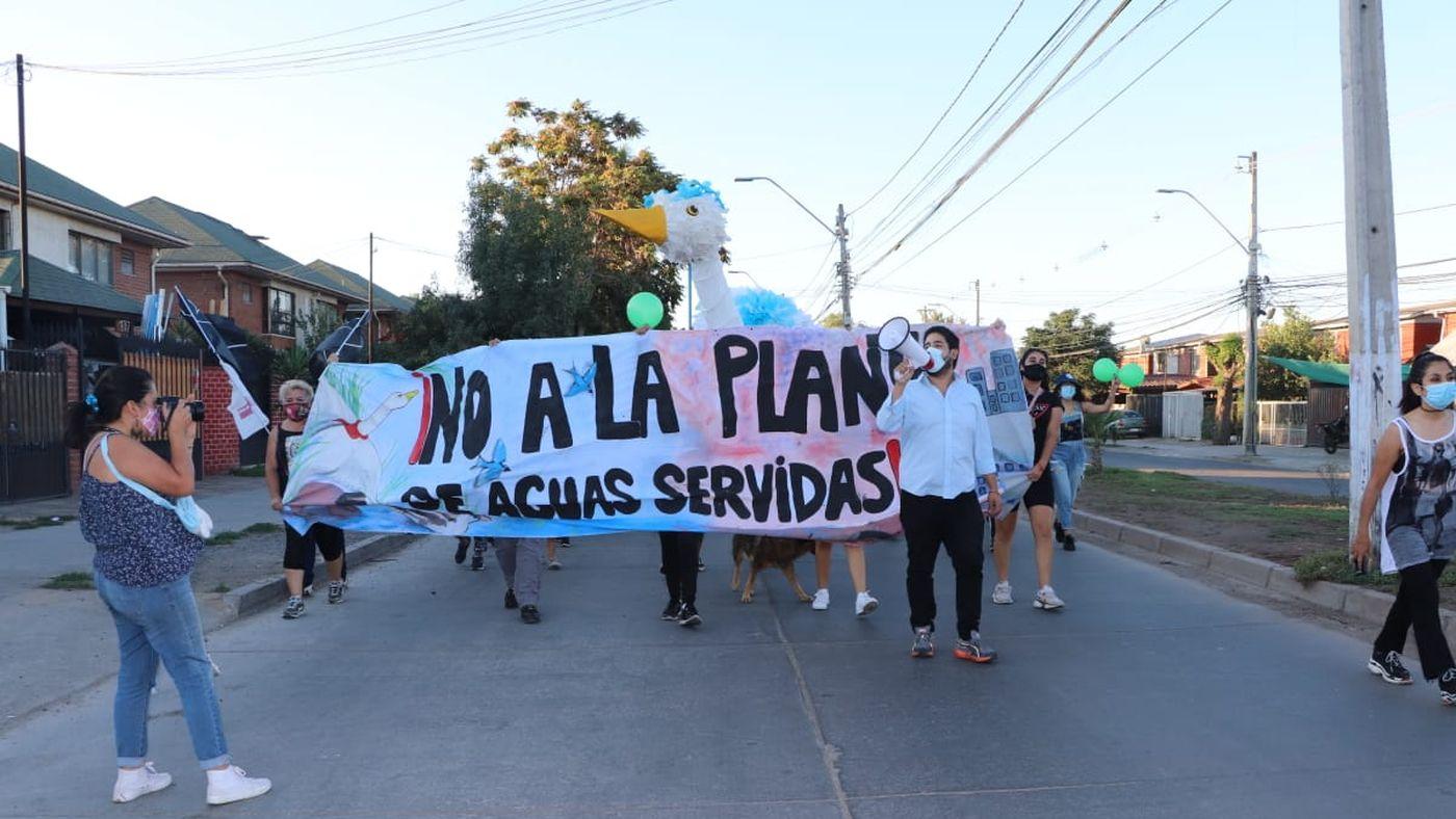 Vecinos denuncian que «planta de caca» amenaza nuevamente a Quilicura