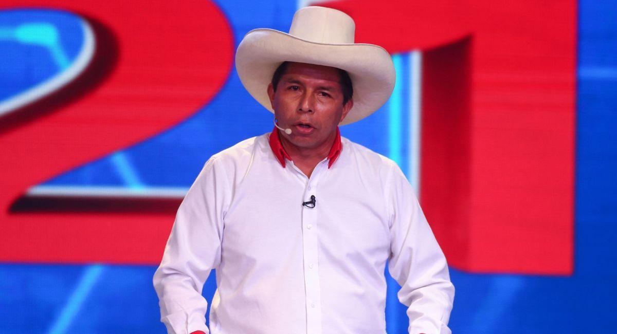 Pedro Castillo presenta su plan de Gobierno para Perú