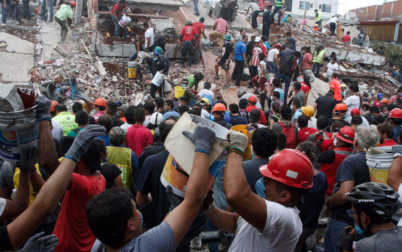 Reconoce Unesco resiliencia de capitalinos