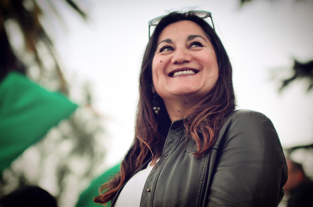 Viviana Delgado Riquelme: el milagro de Maipú