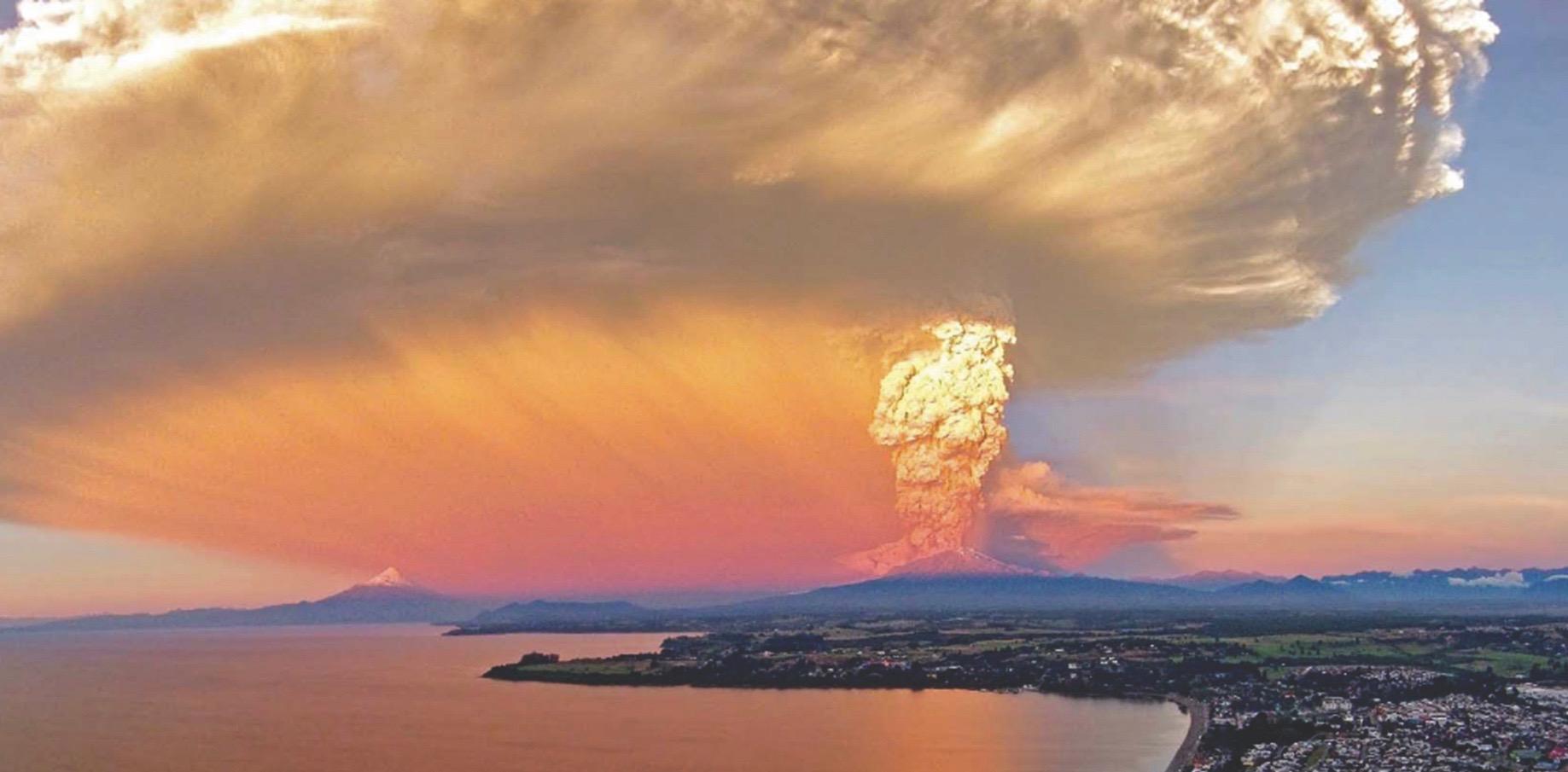 A 6 años de la megaerupción del Calbuco: «Necesitamos con urgencia un mapa de riesgo volcánico para esta zona»