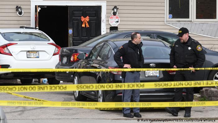Sigue el terror en EEUU: Siete personas mueren en un tiroteo durante una fiesta de cumpleaños