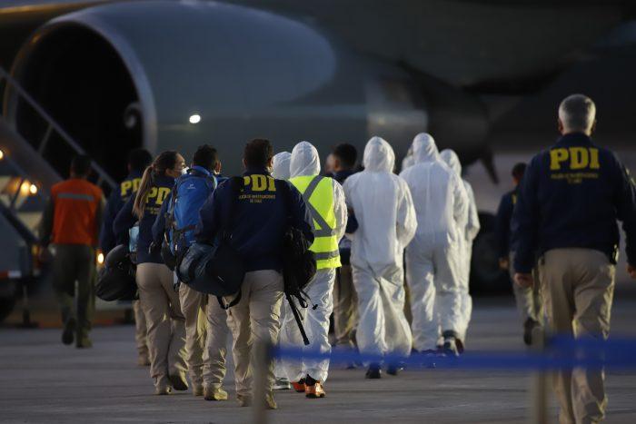 Advierten vicios en operativo de expulsión de 24 migrantes