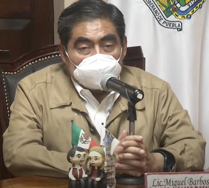 Barbosa Huerta refrenda respeto a instancias electorales estatales