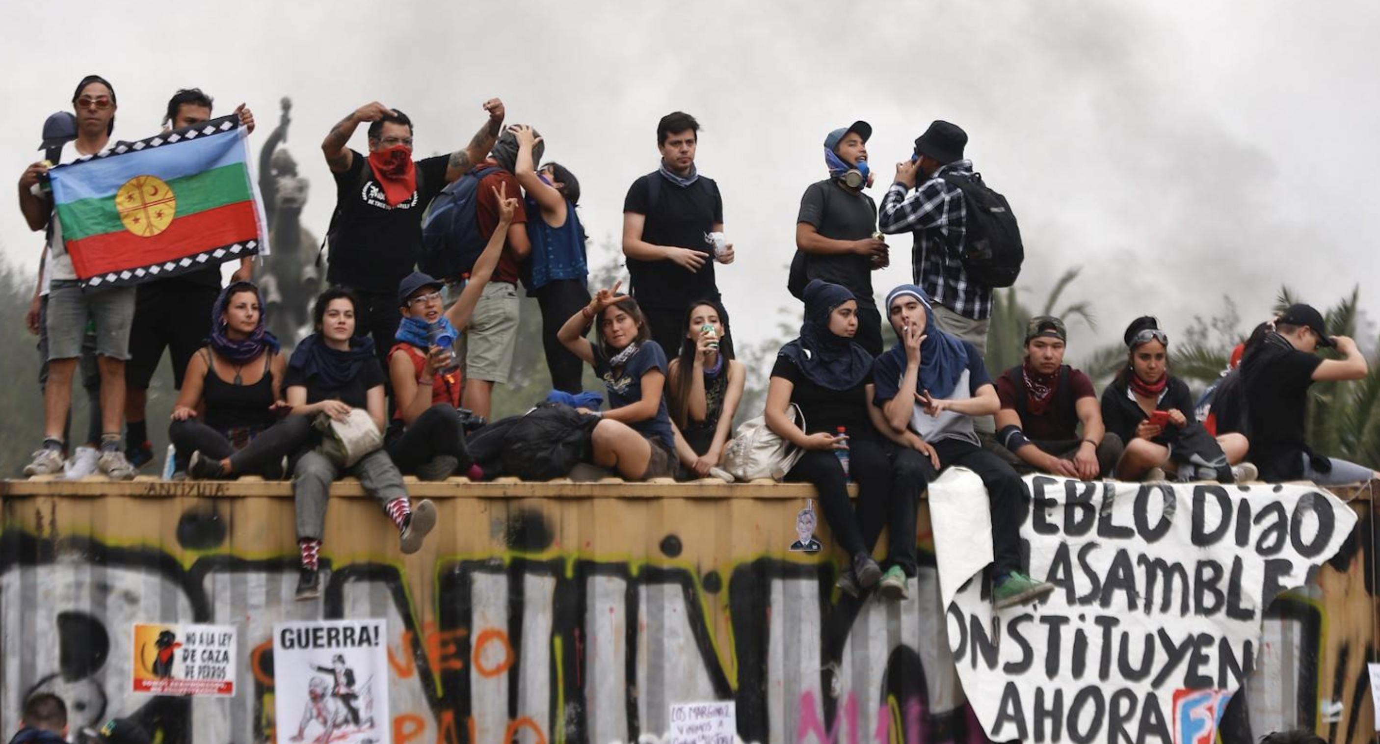 Chile y su Nuevo Orden Ciudadano