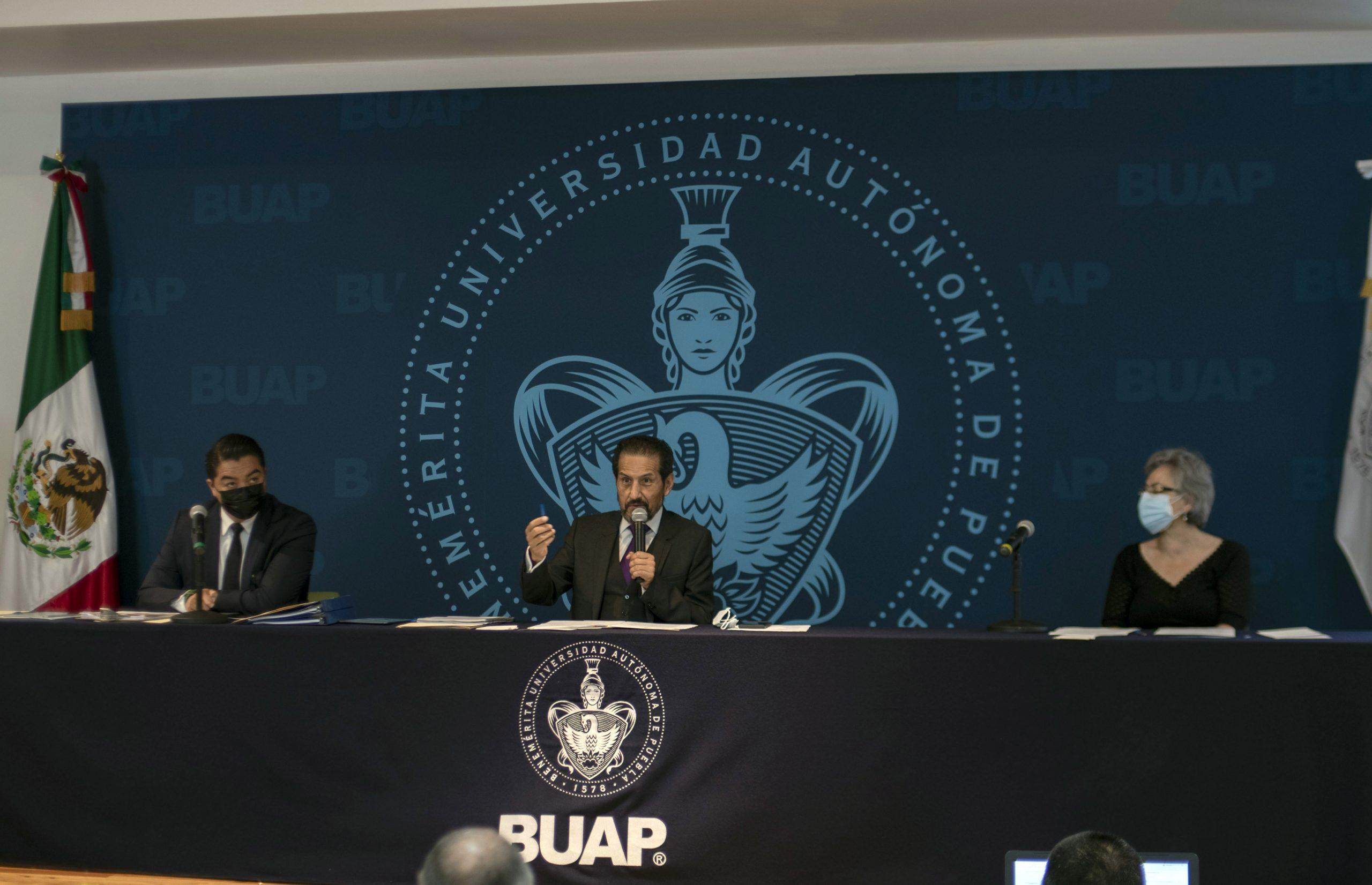 Revelan nueva trama de corrupción al interior de la BUAP