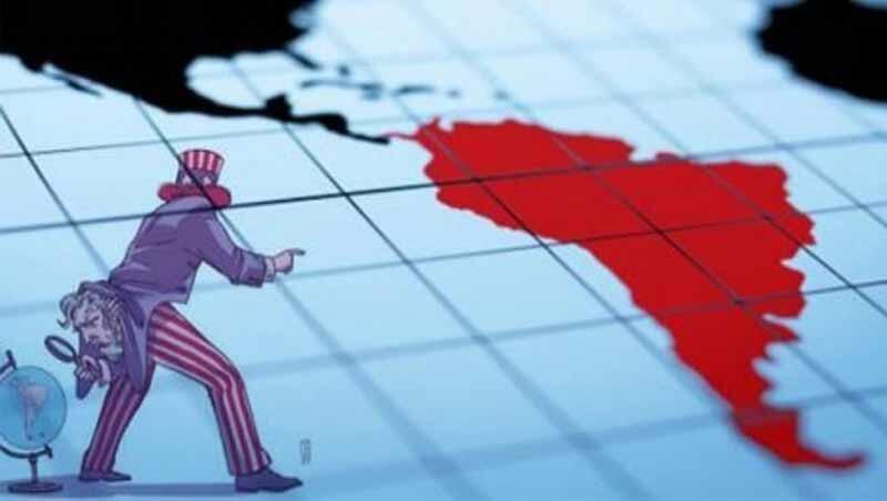 El terrorismo geoestratégico-expoliador de Estados Unidos sobre Latinoamérica