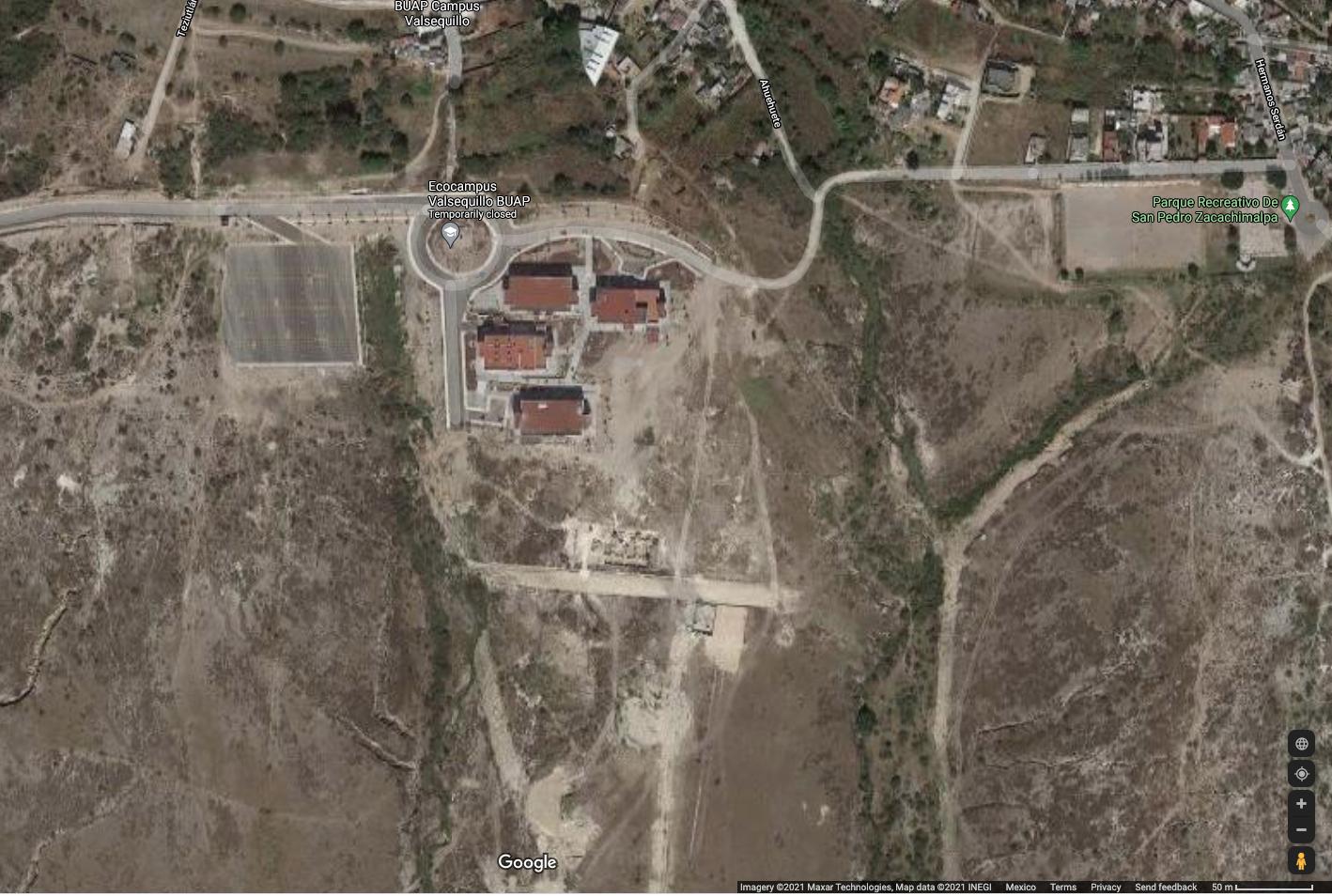 El fraude que esconde el Ecocampus  Valsequillo de la BUAP: Los muertos en el clóset de Enrique Agüera