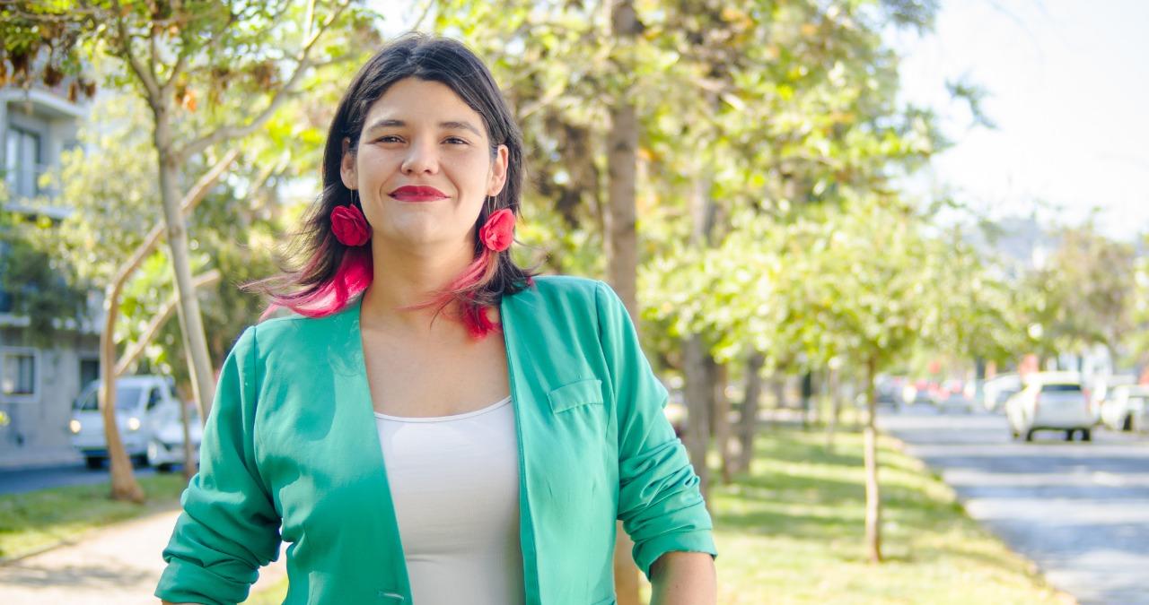 La única mujer en el voto: Erika Martínez podría ser la primera alcaldesa electa de San Miguel en 124 años