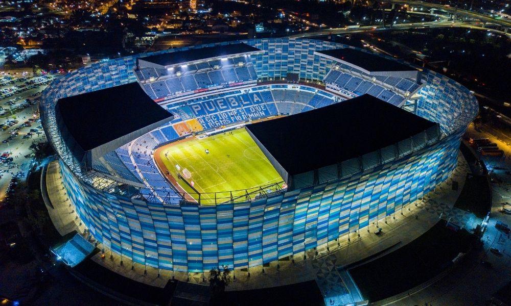 Contempla Gobierno del Estado incrementar aforo del Estadio Cuahutémoc al 50%