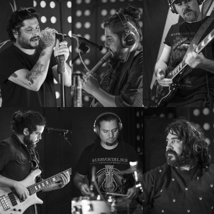 Kuervos del Sur presenta 'Canto a lo Brujo' en vivo desde Estudio Fuga