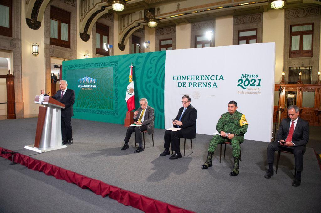 AMLO defiende Ley de Hidrocarburos, irá hasta las últimas instancias