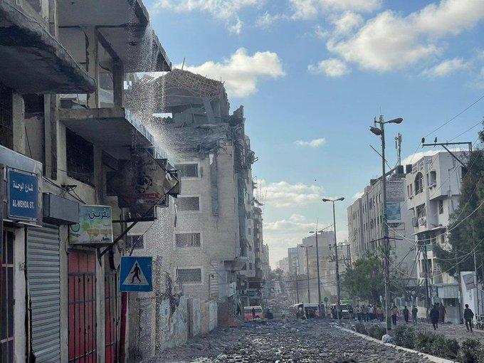 Israel oficina media luna cruz roja