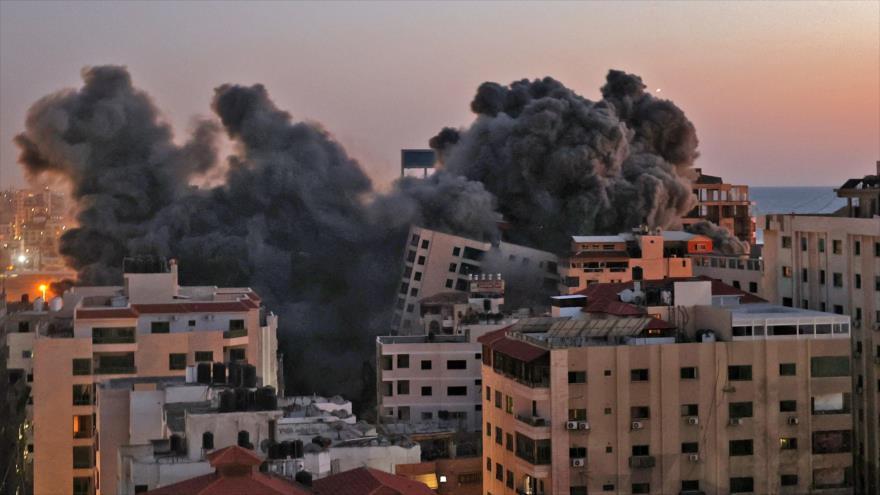 Rusia condena ataques a civiles y pide moderación a Israel y Palestina
