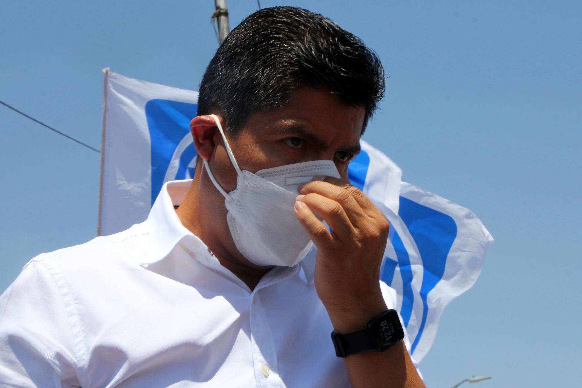 #YoSoy132 Puebla recuerda las represiones que sufrió por parte del candidato a presidencia municipal Lalo Rivera Pérez