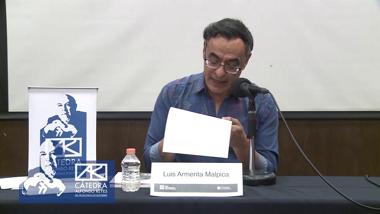 Luis Armenta Malpica gana Premio Iberoamericano de Poesía
