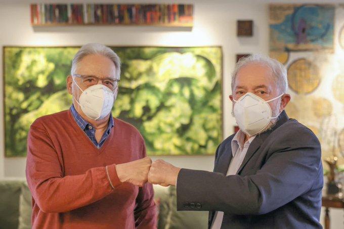 Lula y Cardoso se reunieron por primera vez en años y hablaron sobre democracia