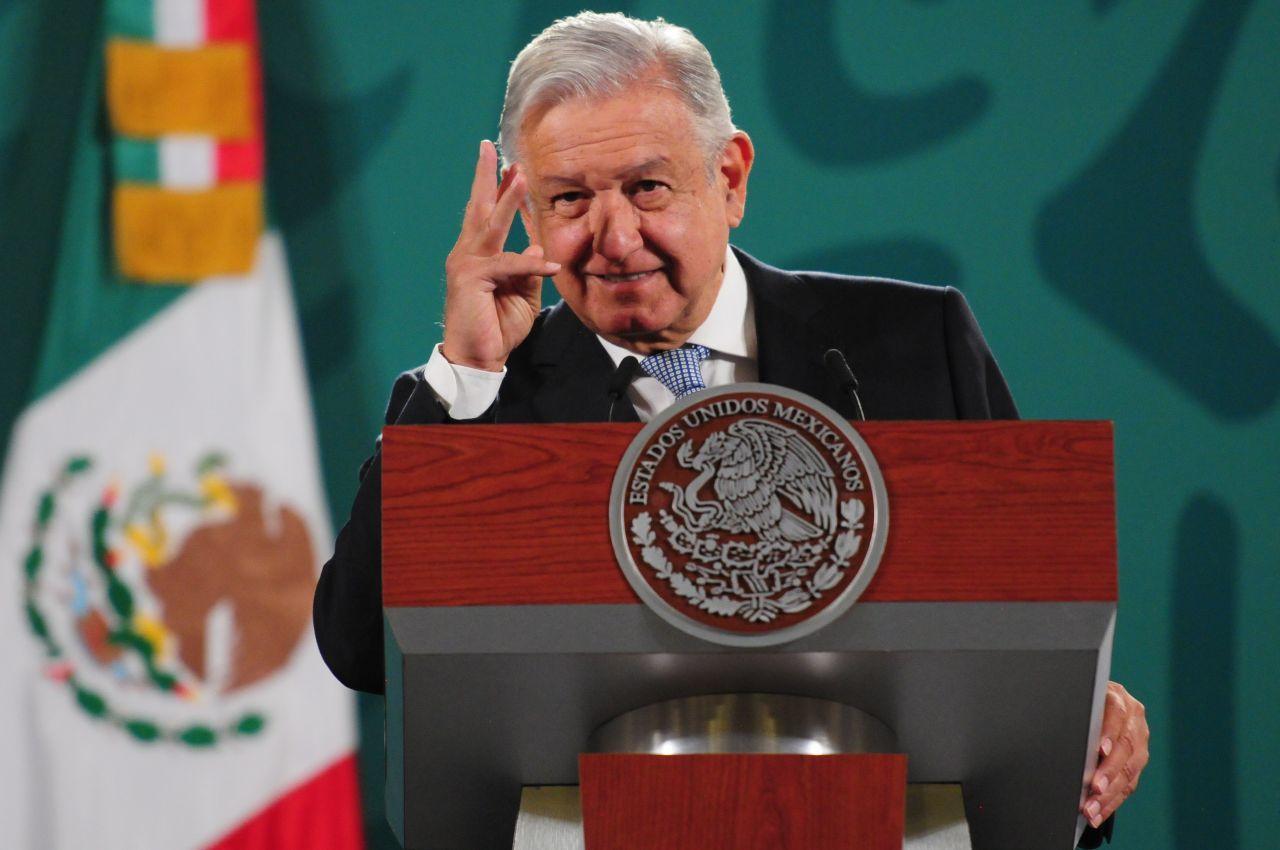 López Obrador presume finanzas públicas sanas y fuertes