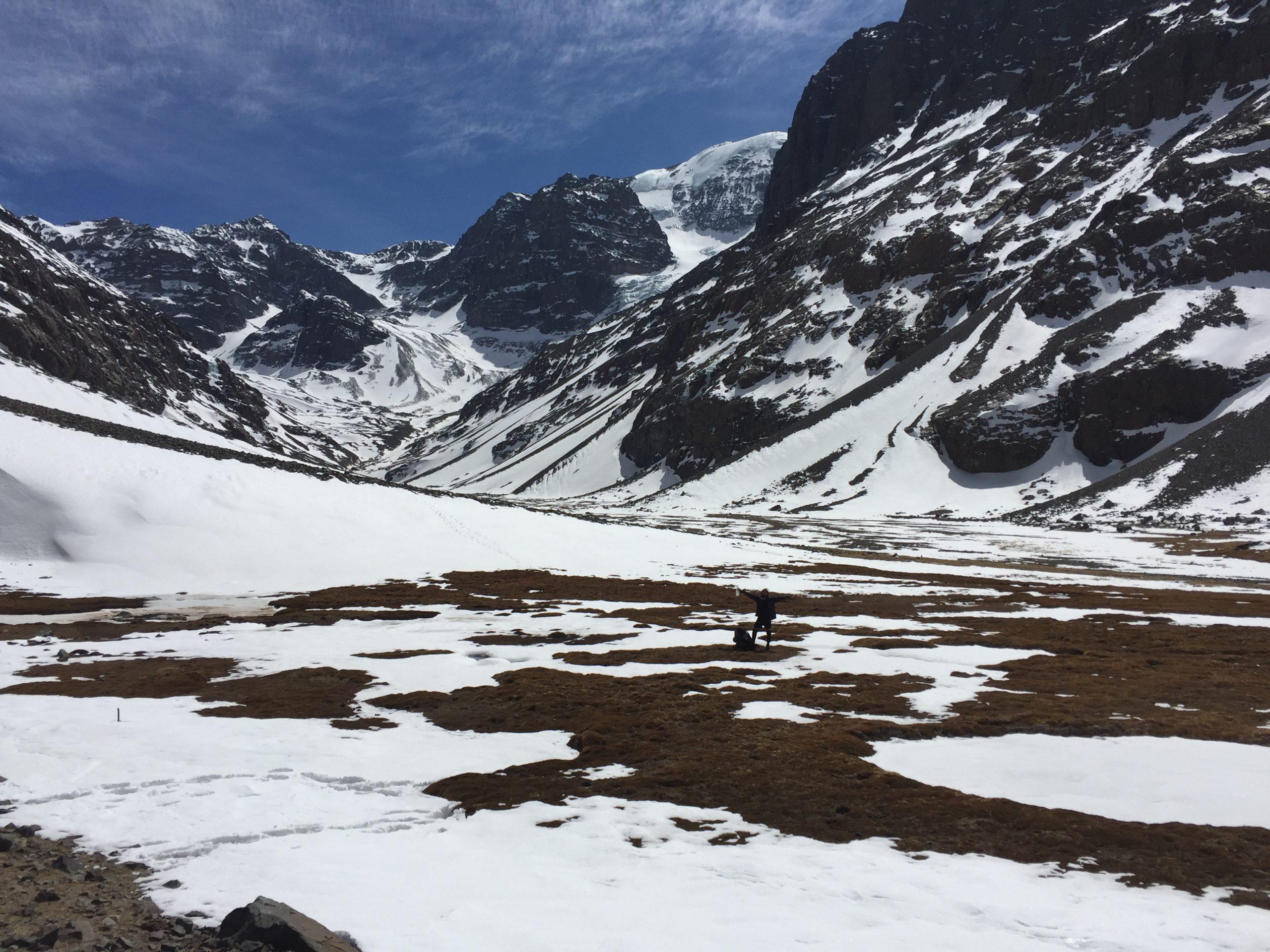 Yasna Provoste exige a Juan Carlos Jobet explicación sobre intervención de Anglo American en glaciar La Paloma