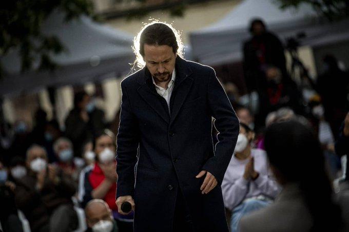 «Seguiré comprometido con mi país»: Pablo Iglesias se retira de la política