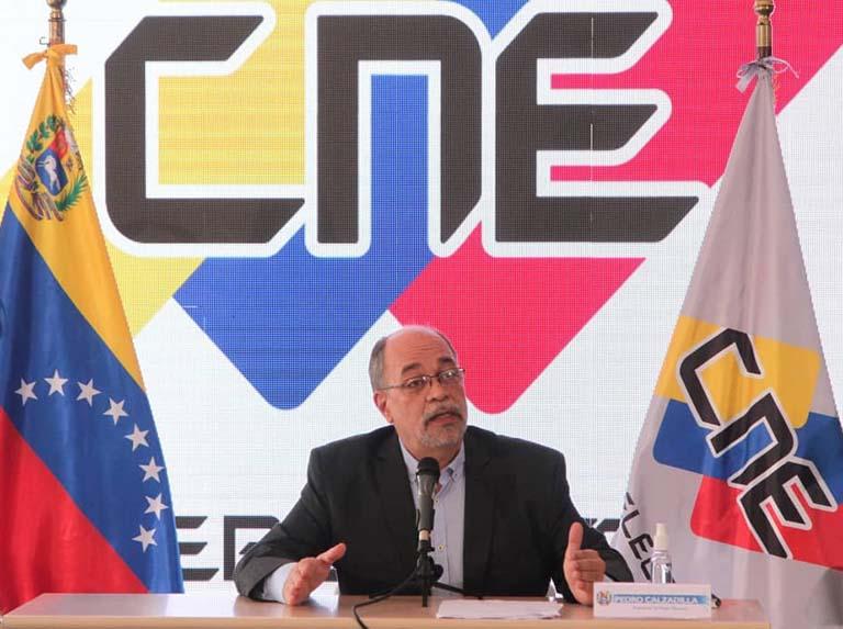 87 partidos venezolanos están habilitados ante el CNE para comicios del 21 de noviembre