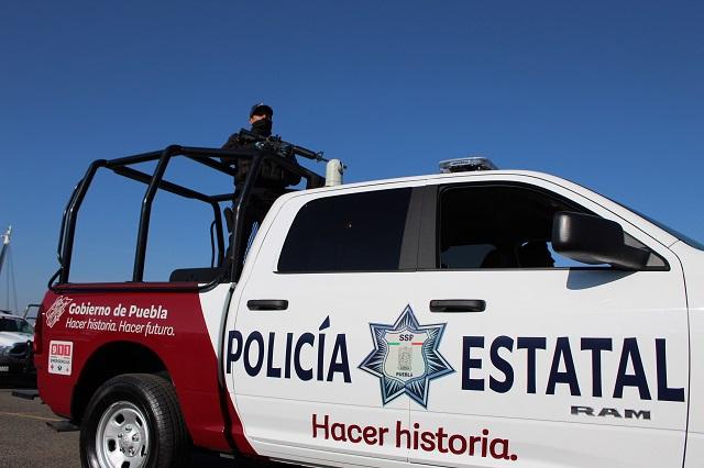 Policía estatal: Crónica Puebla