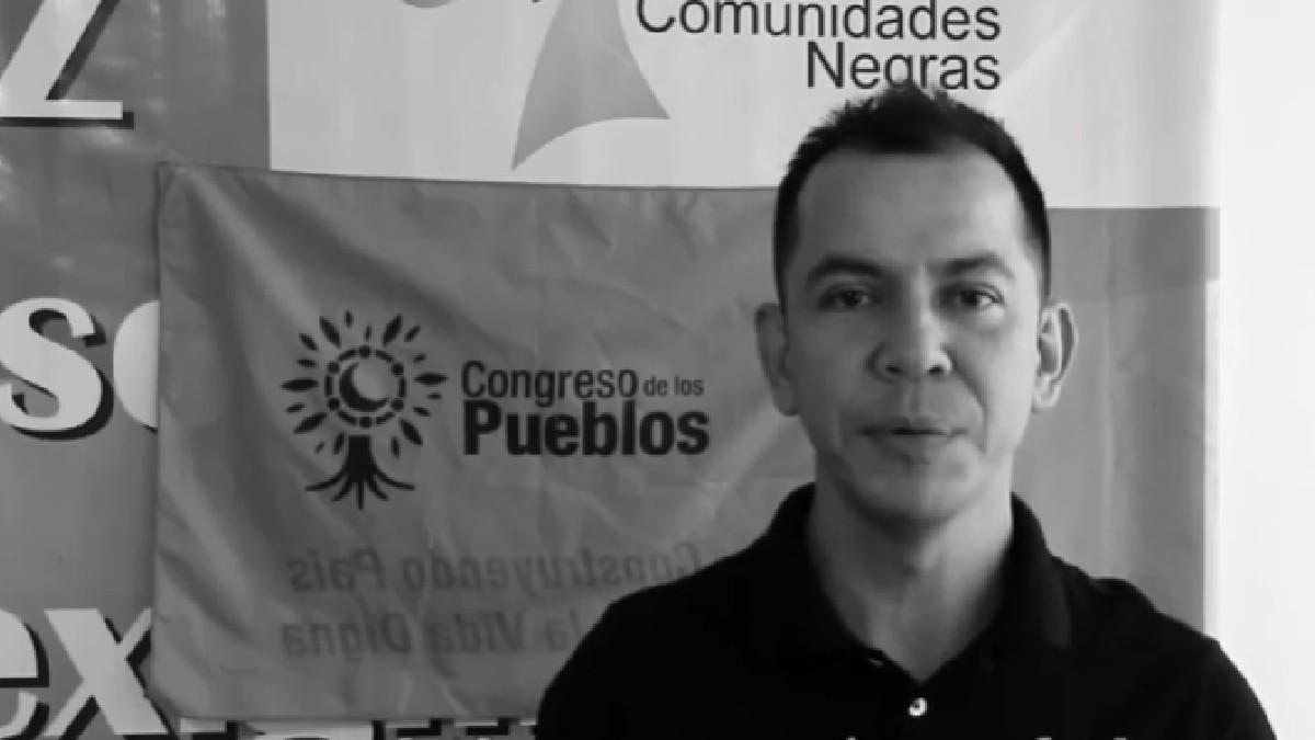 Activista Jimmy Moreno: «Colombia ha estado inmersa históricamente en un conflicto social y armado que ha colocado al movimiento social y político en permanente movilización»