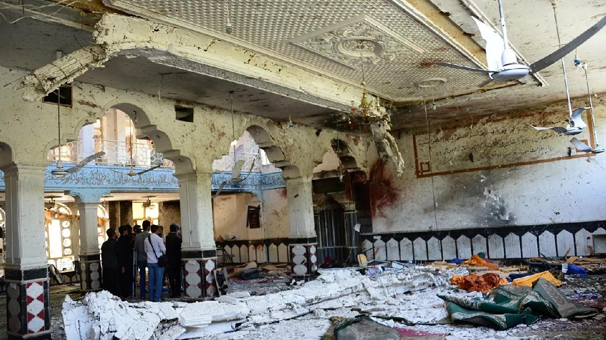 Explosión en mezquita al norte de Afganistan deja al menos 12 muertos y 20 heridos