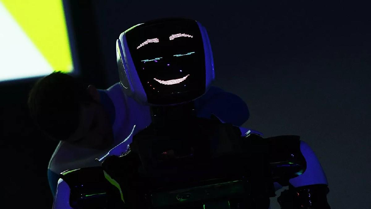Parque de diversiones en Alemania presenta a su primer guía robot