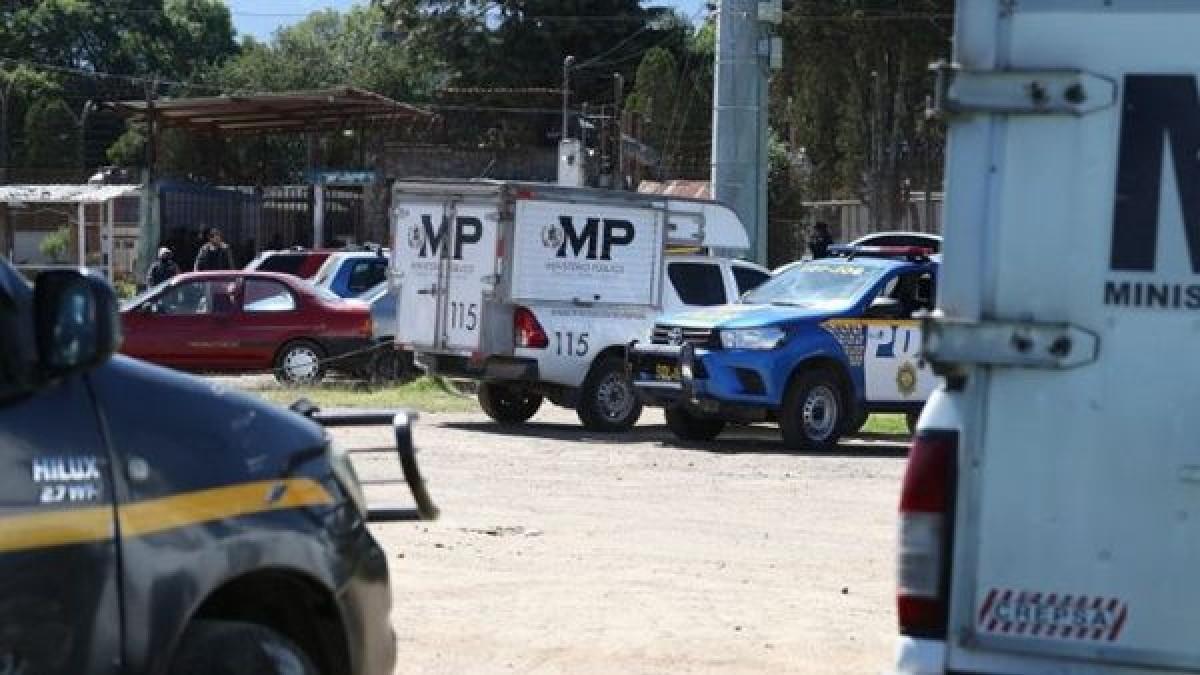 Registran 7 muertos tras motín en cárcel de Cantel en Guatemala