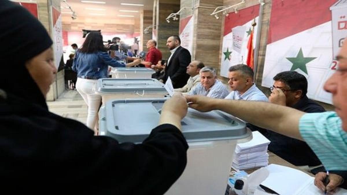 Turquía tilda de ilegítimas las elecciones presidenciales en Siria