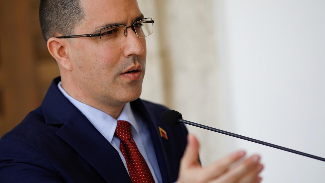 Venezuela tilda de «disco rayado» las acusaciones de Honduras sobre alentar protestas en la región