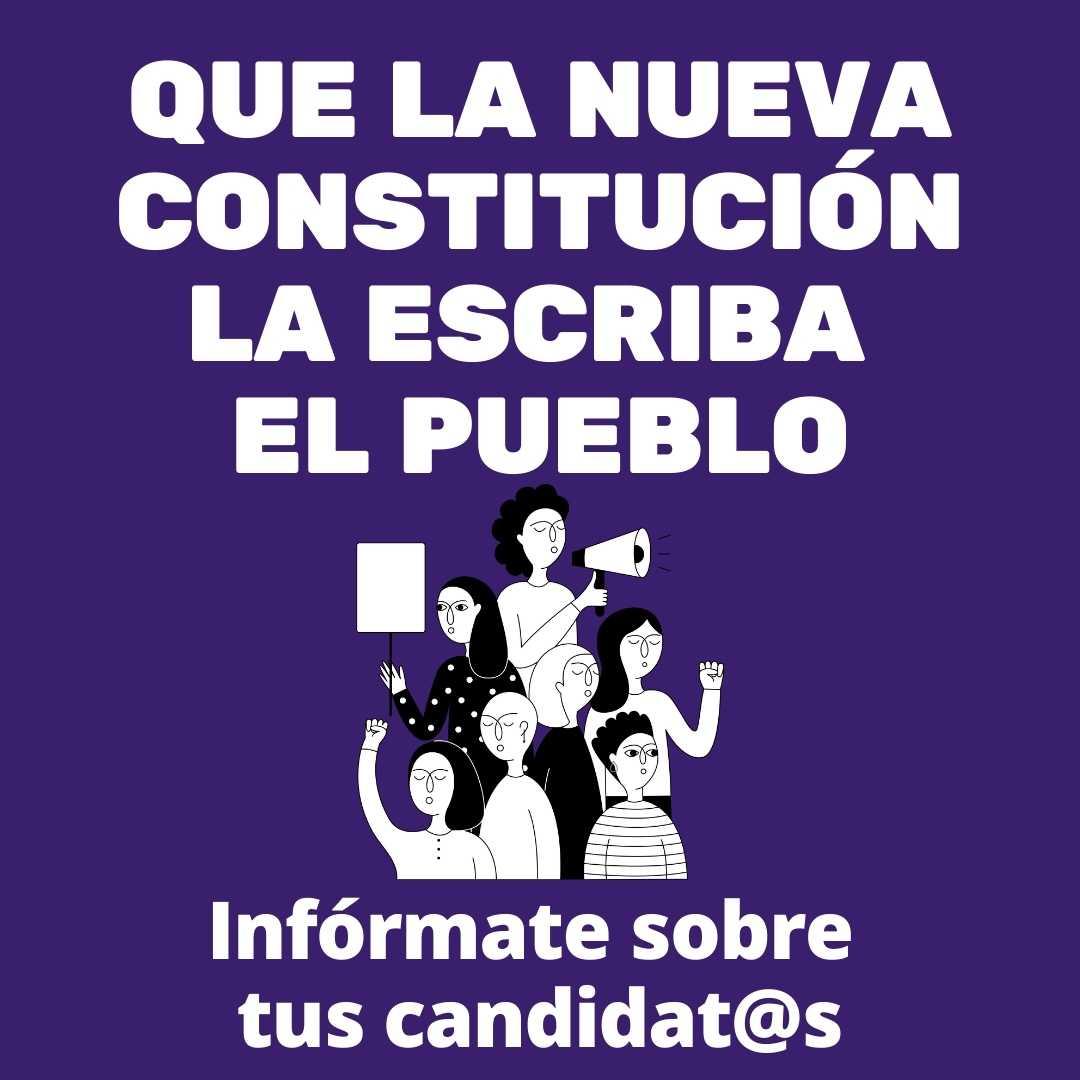 #ConstituyentesCiudadanxs: Guía de los 28 distritos del país
