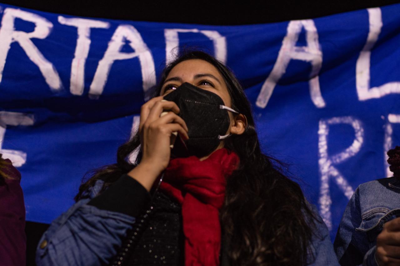 """Alondra Carrillo, constituyente: """"Hoy el feminismo reafirmó su potencia histórica"""""""