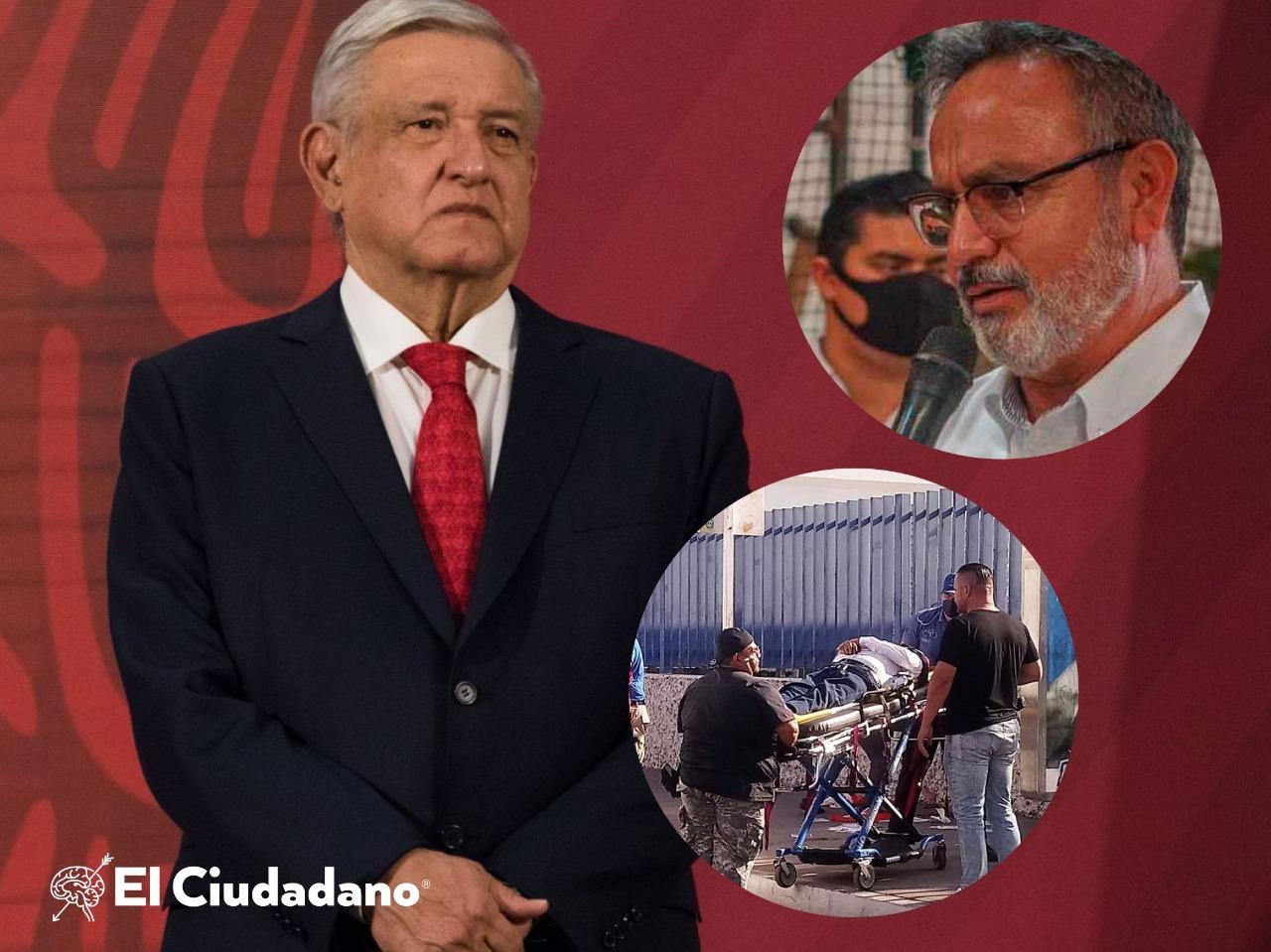 Movimiento Ciudadano responsabiliza a AMLO por el asesinato de Abel Murrieta