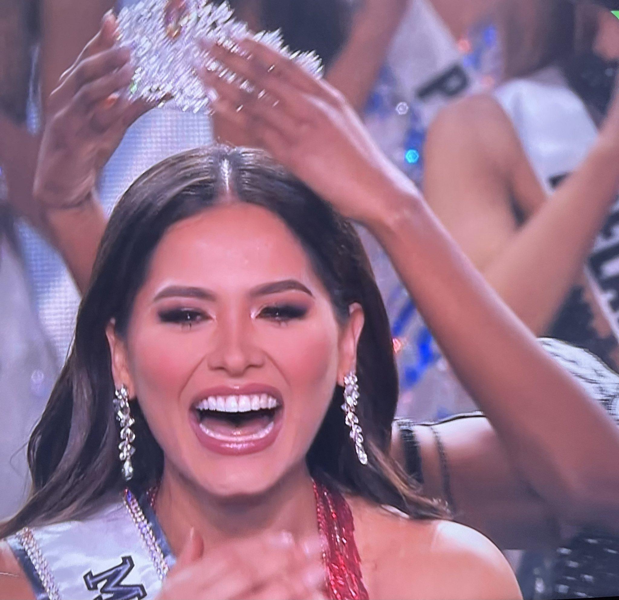 Gana mexicana Andrea Meza en Miss Universo