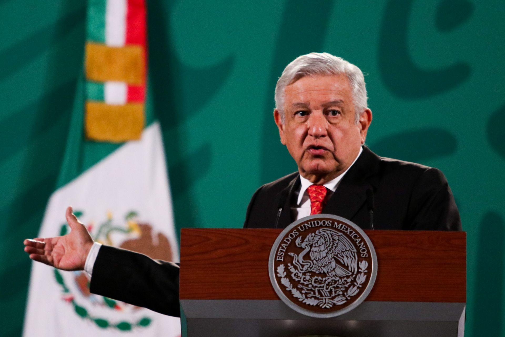 Financiamiento de EU a Mexicanos contra la Corrupción puede promover el golpismo: AMLO