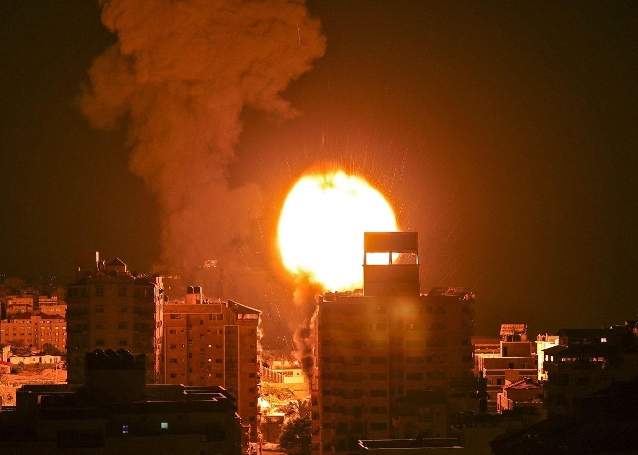 Arranca la segunda semana de intensos bombardeos israelíes en Gaza