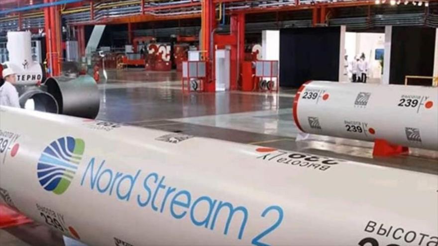 Biden: imponer más sanciones por construcción del Nord Stream 2 sería contraproducente