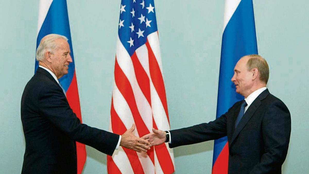 Putin y Biden se reunirán en Ginebra el próximo 16 de junio