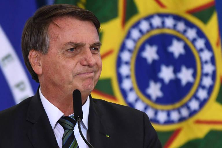 Un 57 % de brasileños apoya proceso de destitución contra Bolsonaro