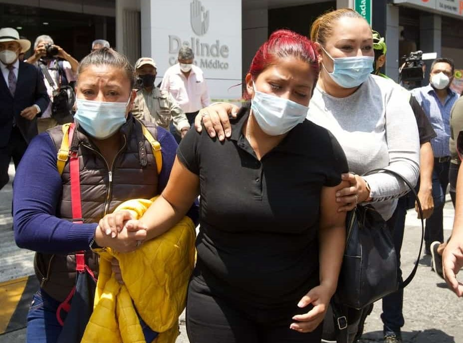 Marisol, madre de Brandon, denunciará a Ebrard, Mancera y Sheinbaum