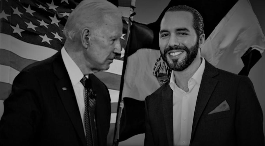 ¿Qué pasa con Nayib Bukele y su relación con la administración de Joe Biden?