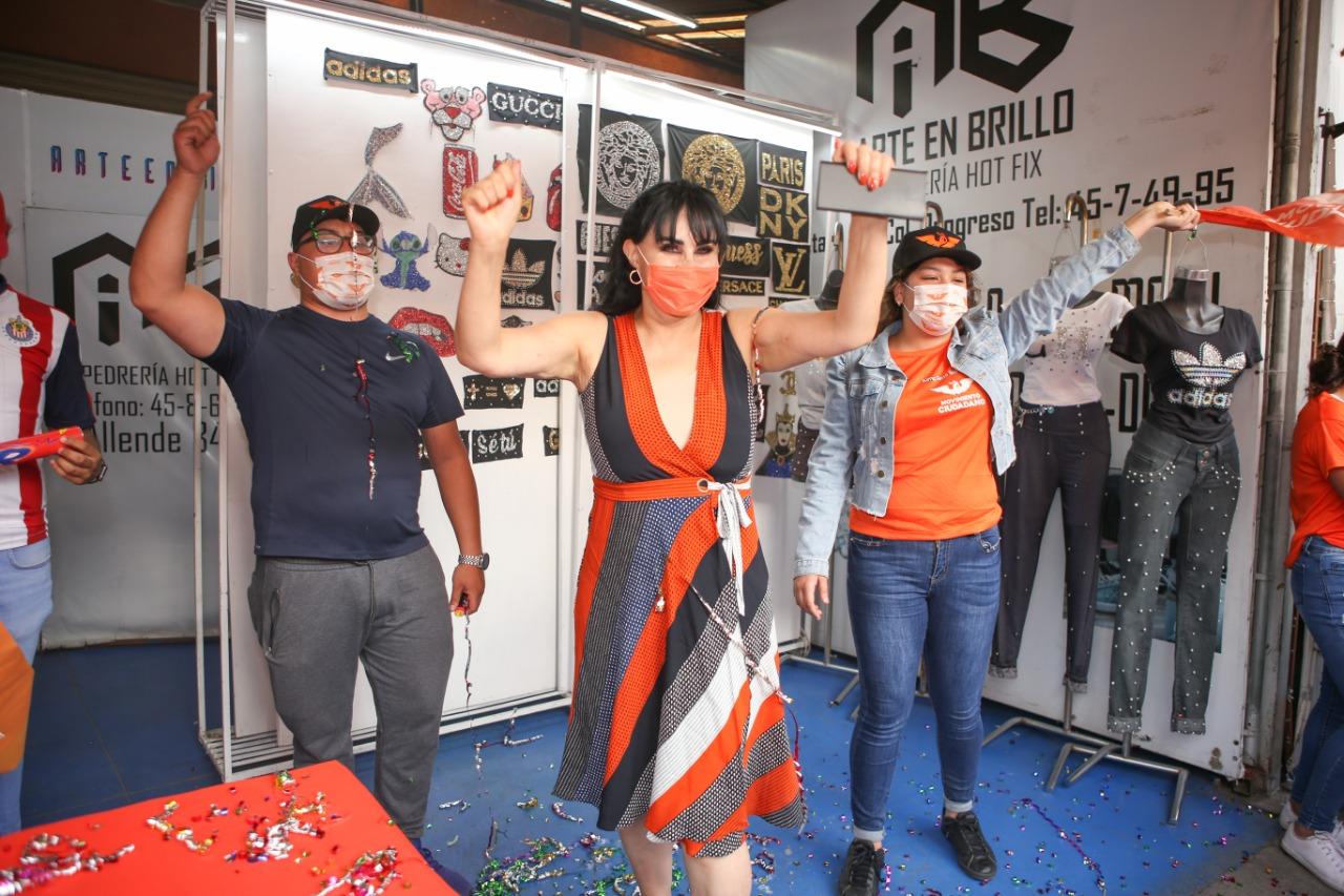 Alma Rosa Barragán, la candidata a la alcaldía de Moroleón, Guanajuato, asesinada