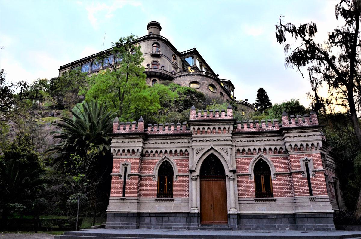 Reabre Castillo de Chapultepec, bajo estrictos protocolos sanitarios
