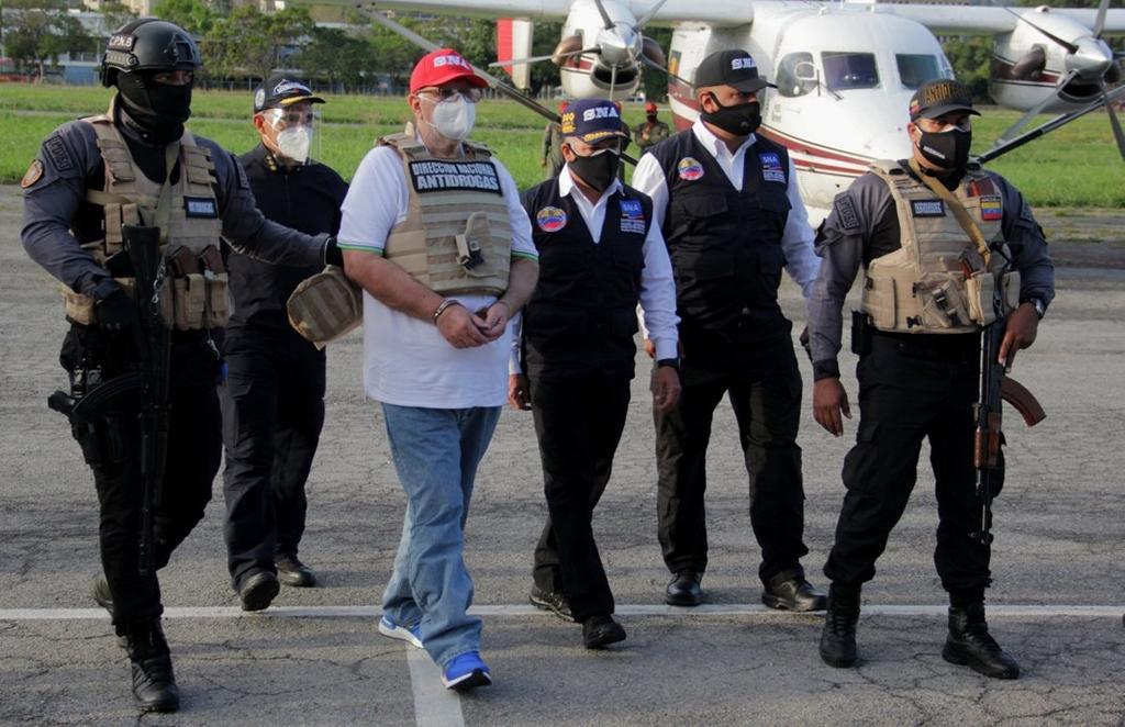 'Chiche Smith': el narco venezolano vinculado a la DEA y al extremismo opositor