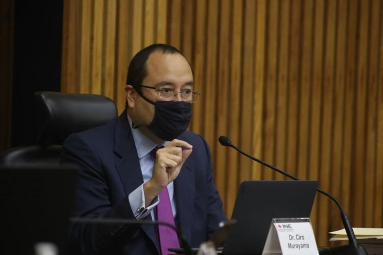 INE, ni silenciador, ni censor de periodistas