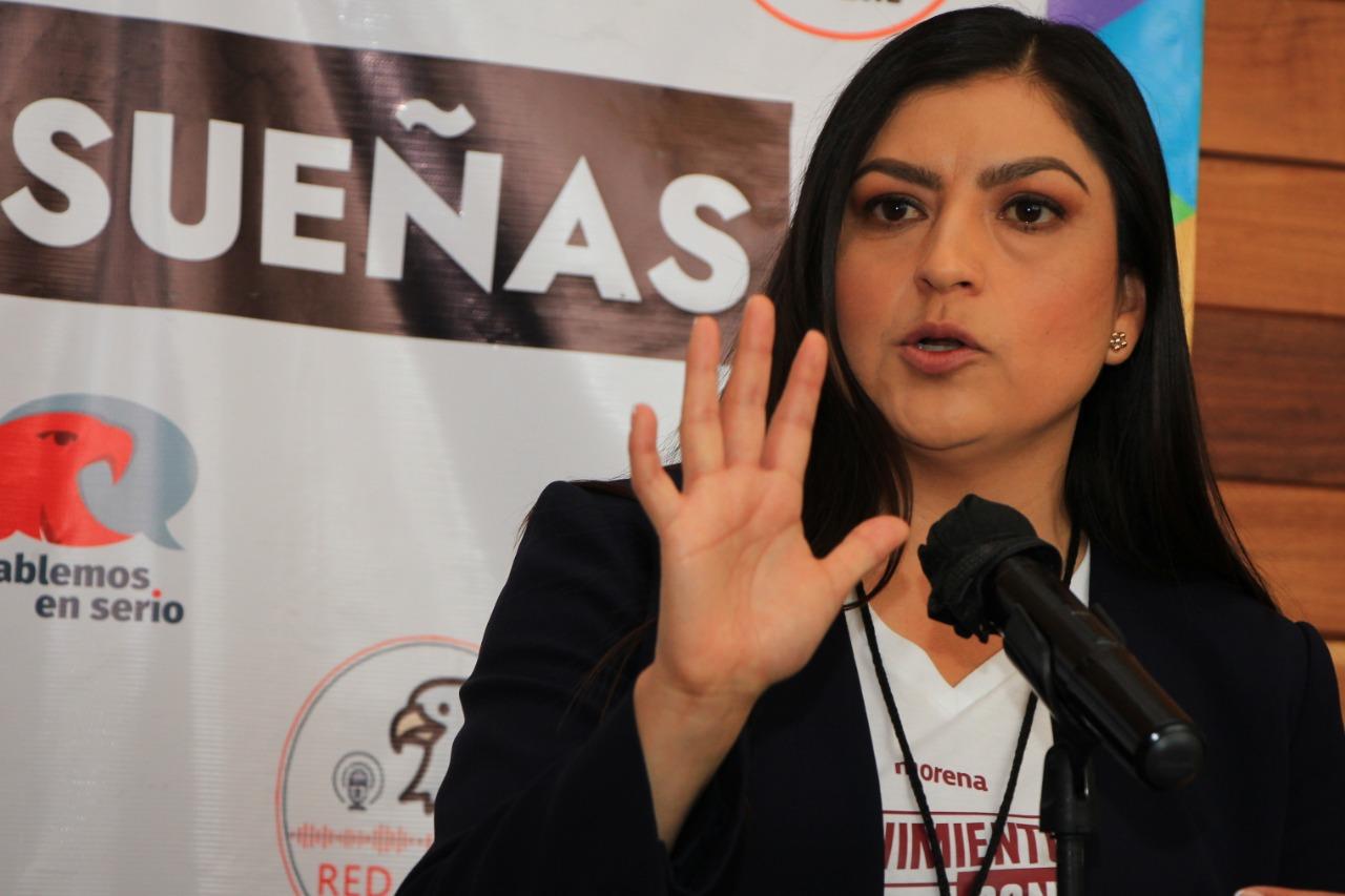 Claudia Rivera podría presentar denuncias por violencia política de género